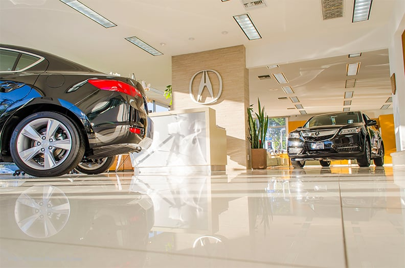 Acura Santa Monica >> Take A Quick Trip To The Santa Monica Acura Showroom And