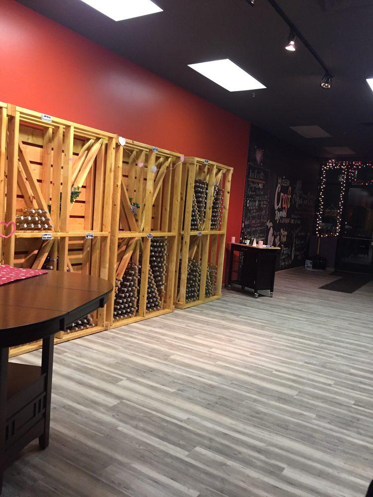 Modern Craft Wine - Wyandotte: 138 Sycamore St, Wyandotte, MI