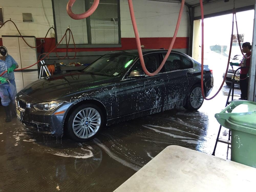 Hand Car Wash Paramus Nj