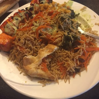 Afghan kabob 28 photos 119 reviews halal 6357 for Afghan kabob cuisine