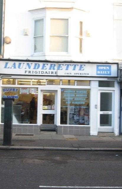 Blatchington Road Launderette: 89 Blatchington Road, Hove, BNH