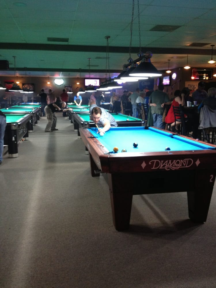 Photo of Boondocks Pool Hall: Hot Springs, AR