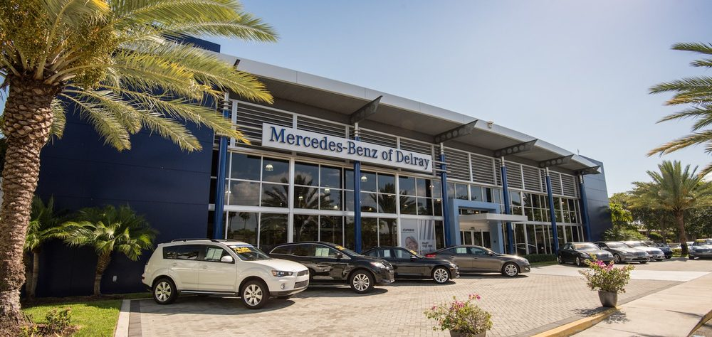 Mercedes benz of delray 42 foton 76 recensioner for Mercedes benz delray beach