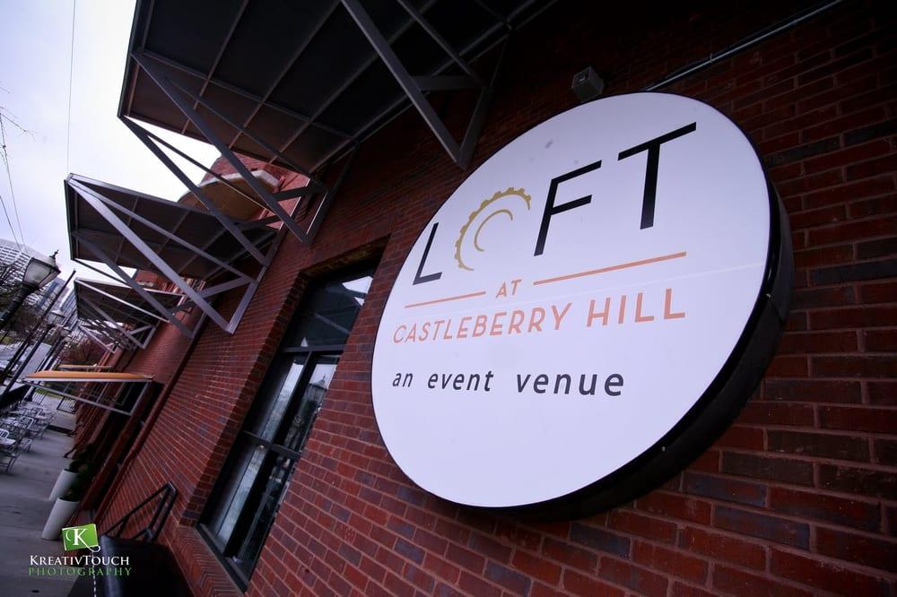 Loft At Castleberry Hill Venues Event Spaces 170 Northside Dr