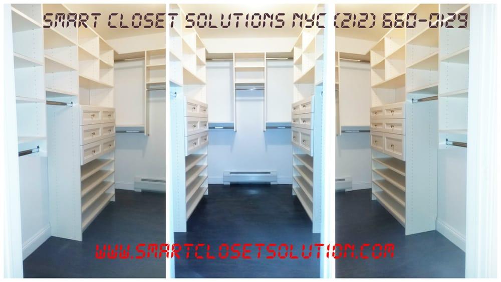 Smart Custom Closets Solutions