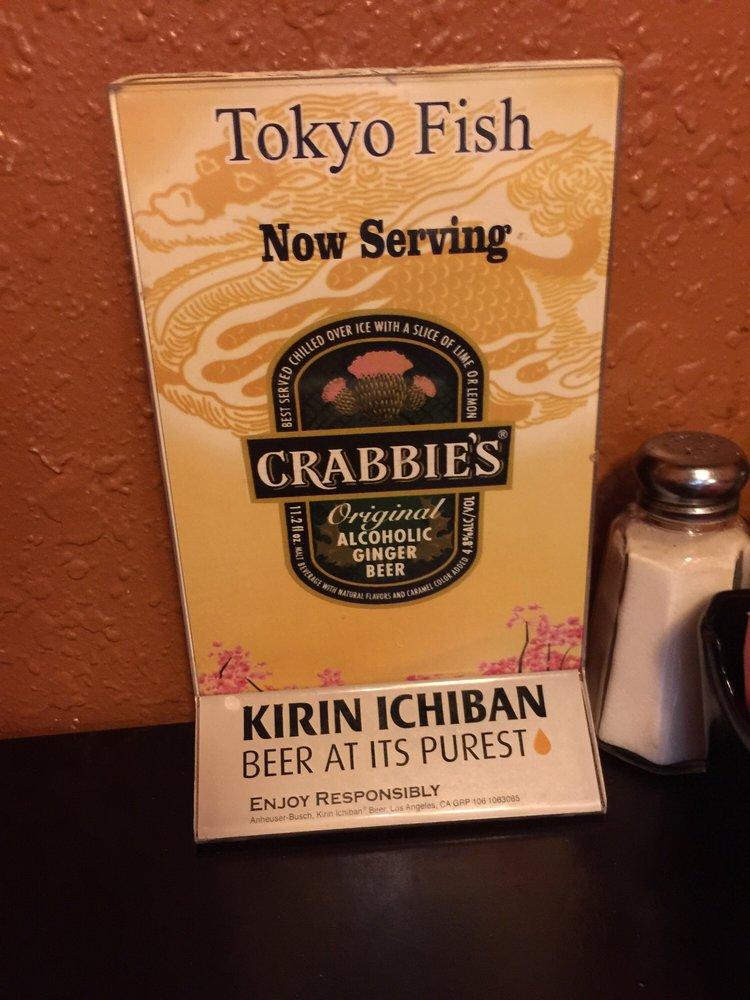 Tokyo Fish: 6214 Highway 182 E, Morgan City, LA