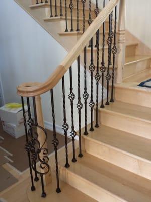 Photo For Royal Oak Stair Designs U0026 Custom Wood Interiors
