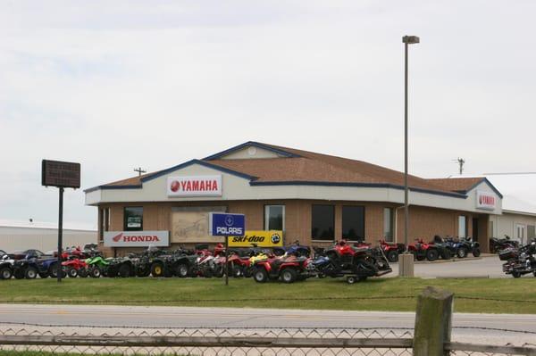 Waukon Yamaha Snowmobiles