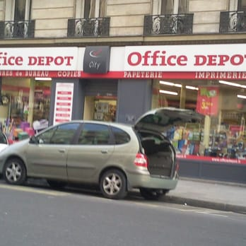 office depot city - office equipment - 9 rue de châteaudun