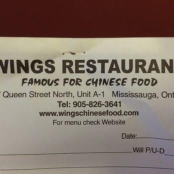 Chinese Food Streetsville