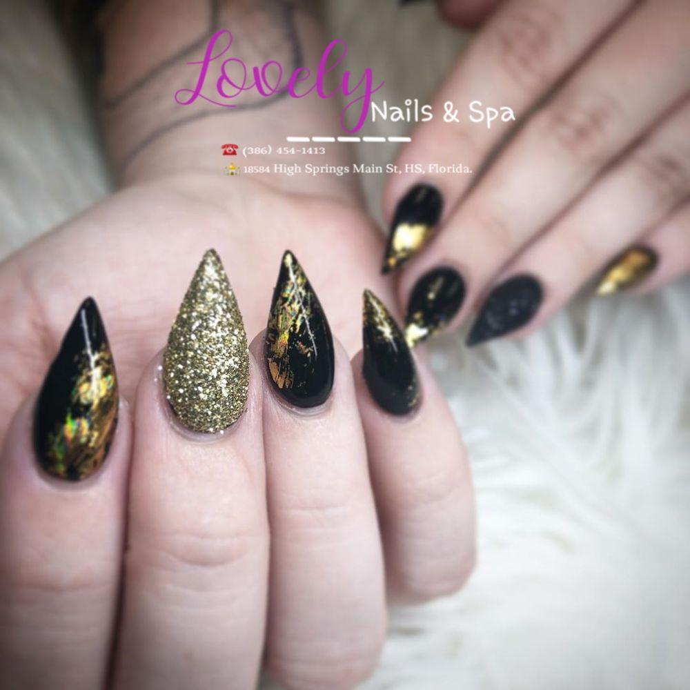 Lovely Nails: 18584 High Springs Main St, High Springs, FL