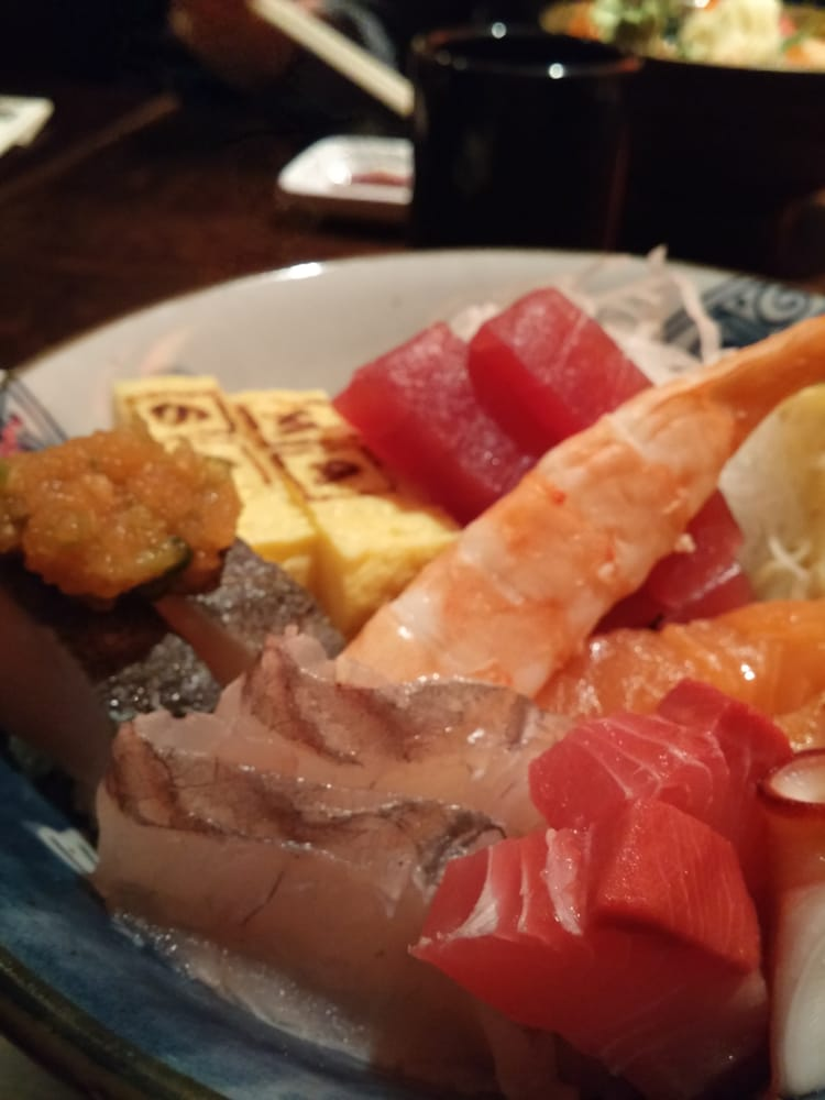 Chirashi is ve4 fresh yelp for Asian cuisine allendale nj