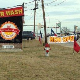 Wash Brothers Car Wash Grapevine Tx