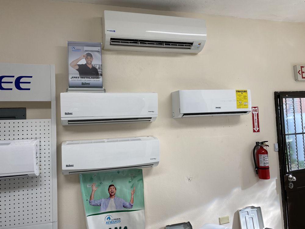 Star Refrigeration & Electric Service: Aguadilla, PR