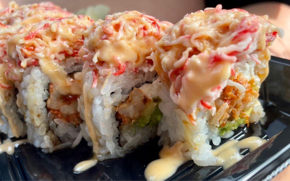 Kasabi Japanese Hibachi & Sushi: 825 W Lincoln Ave, Charleston, IL