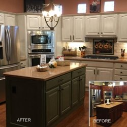 Photo Of Designer Cabinet Refinishing Phoenix Az United States