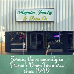 Majestic jewelry loan co jewellery 1924 tulare st for Jewelry repair fresno ca