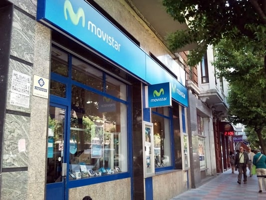 Tienda Movistar Leon G.Via S. Marcos - Telefonía móvil - Calle Gran ...