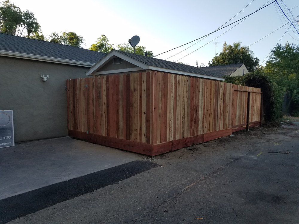 Leland R Anthony Fence Contractor: Modesto, CA