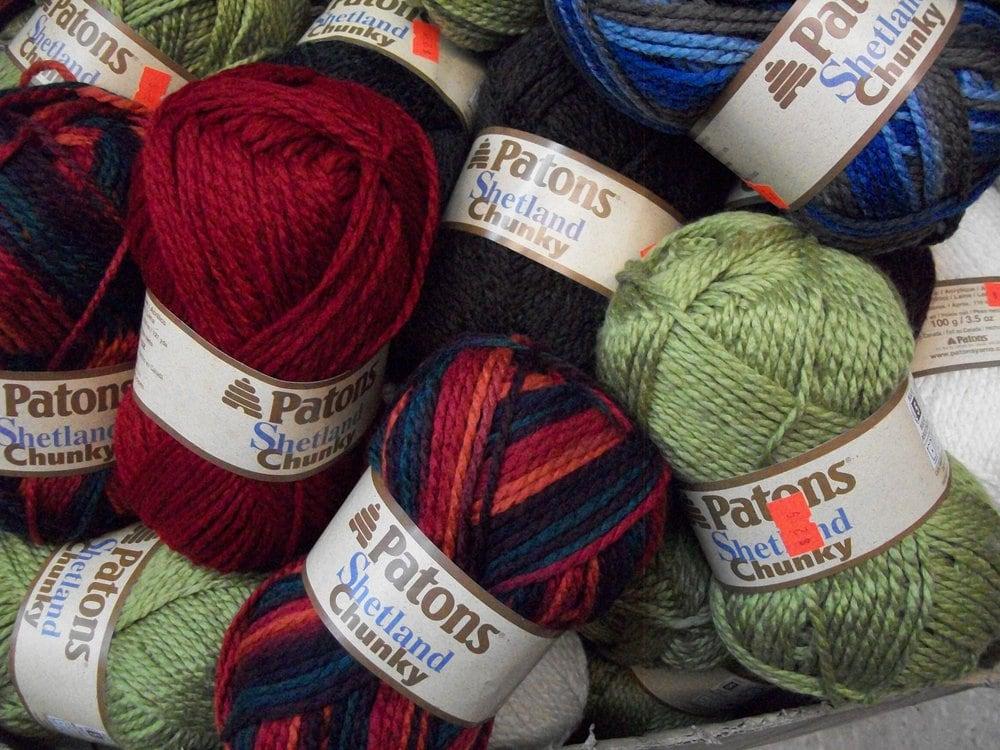 PATONS yarn - Yelp