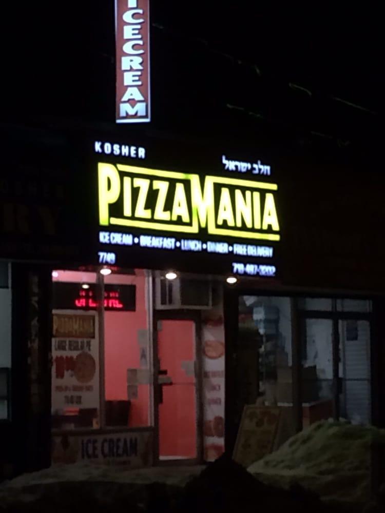 Kosher Pizzamania Pizza 77 49 Vleigh Pl Kew Gardens Hills Flushing Ny United States