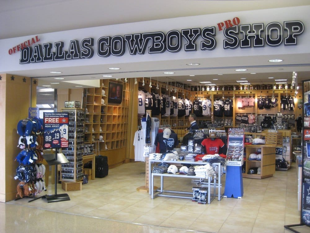 dallas cowboys store images