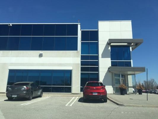Mazda Canada Autohaus 55 Vogell Road Richmond Hill
