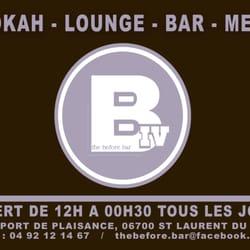 The b4 bar restaurants 117 port de plaisance st - Restaurant port de saint laurent du var ...
