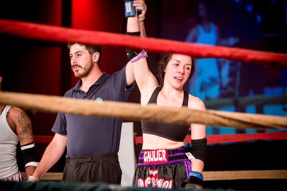 Aiki Muay Thai Boxing Gym: 10606 Shady Trl, Dallas, TX
