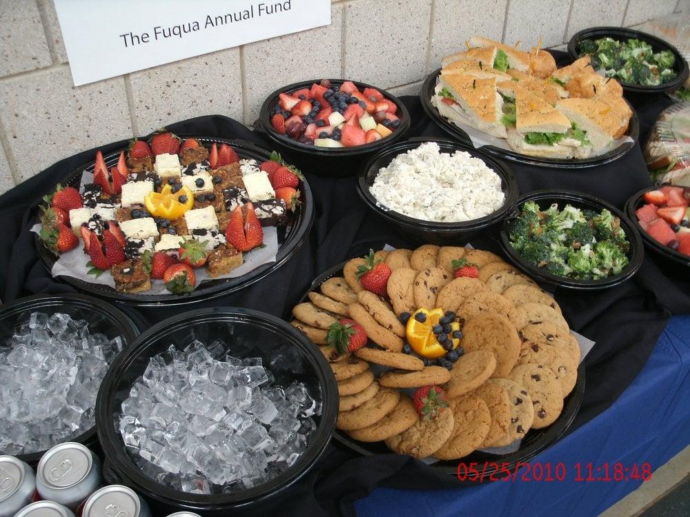 The Picnic Basket Catering Durham Nc : Picnic basket sandwich buffet yelp