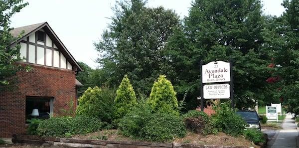 The Barnes Law Firm: 23 N Avondale Plz, Avondale Estates, GA