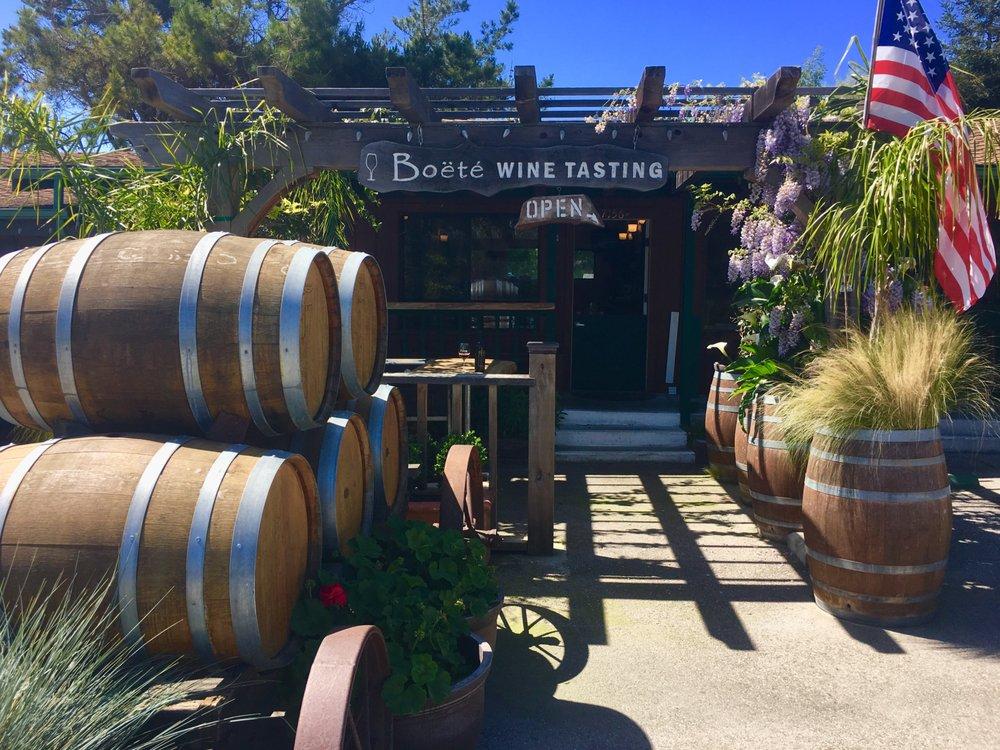 Boete Winery: 67 E Carmel Valley Rd, Carmel Valley, CA