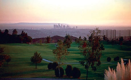 Scholl Canyon Golf & Tennis Club