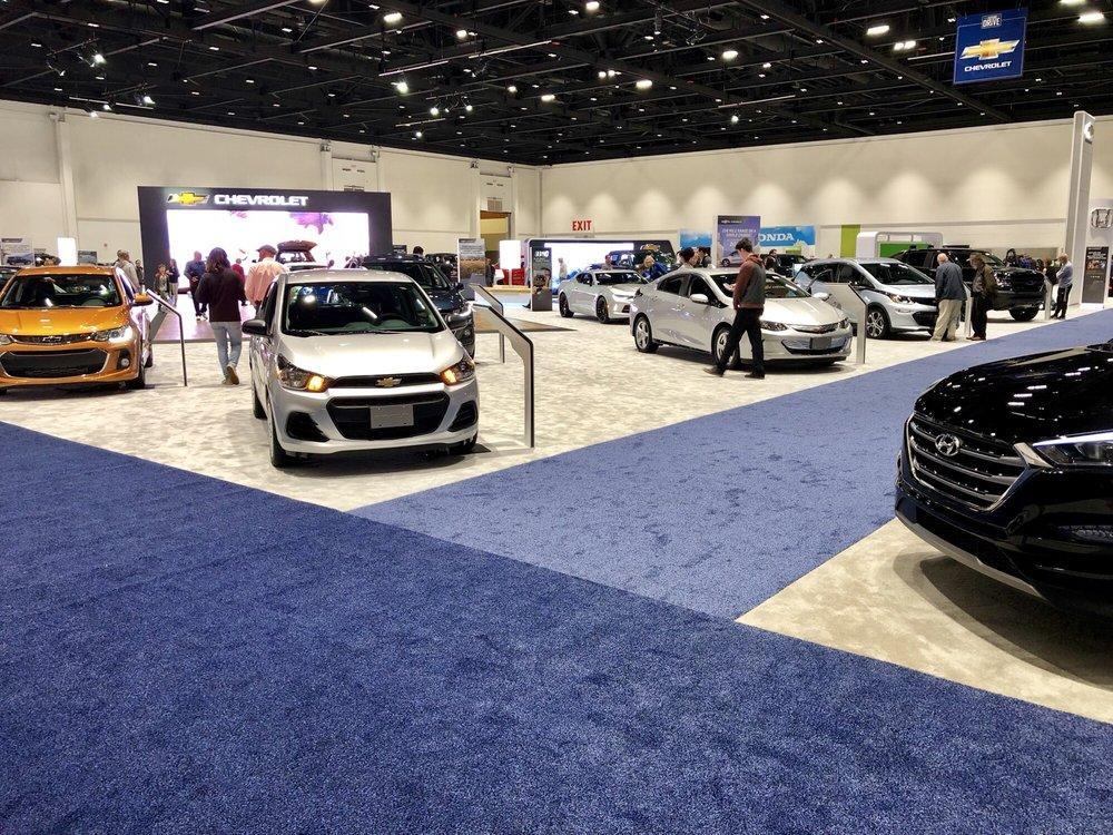Silicon Valley Auto Show Yelp - San jose car show 2018
