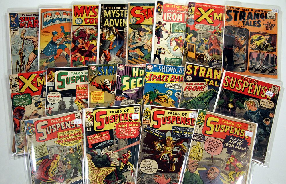 Superworld Comics: 456 Main St, Holden, MA