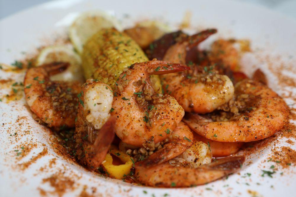 Crecia's Kitchen: 14237 E Sam Houston Pkway N, Houston, TX
