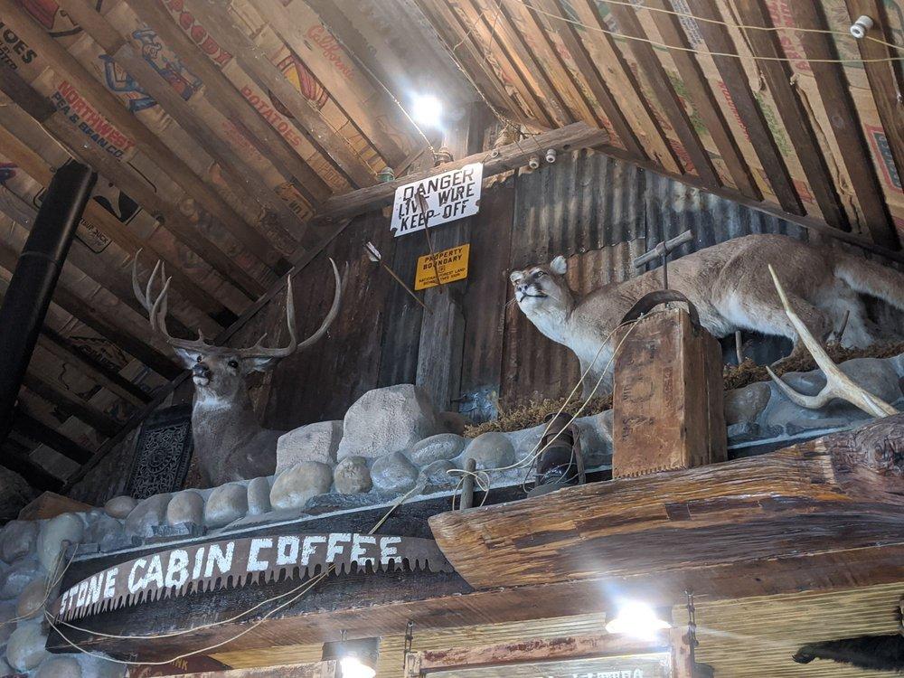 Stone Cabin Coffee: 480 E Williams Ave, Fallon, NV