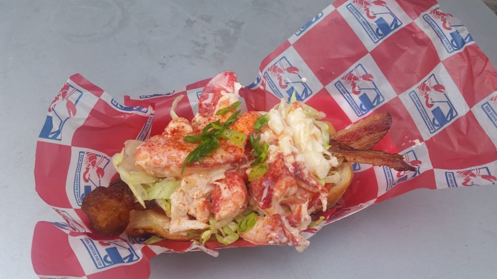 Red Hook Lobster Food Truck New York