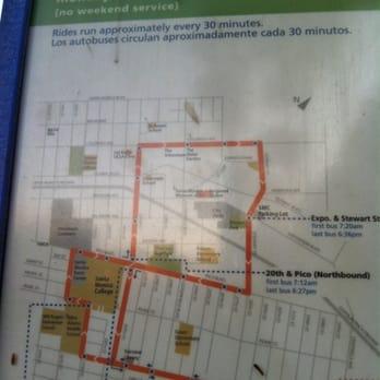 Big Blue Bus - 24 Photos & 152 Reviews - Public ... Santa Monica Blue Bus Map on culver city bus map, las vegas blue bus map, santa monica big blue buses, culver city google map, big blue bus map, santa monica bus 14, santa monica bus lines map,