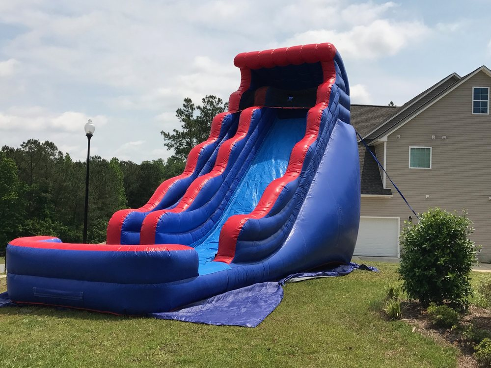 Big Bounce Party Rentals: 139 Bridgeport Cir, Clayton, NC