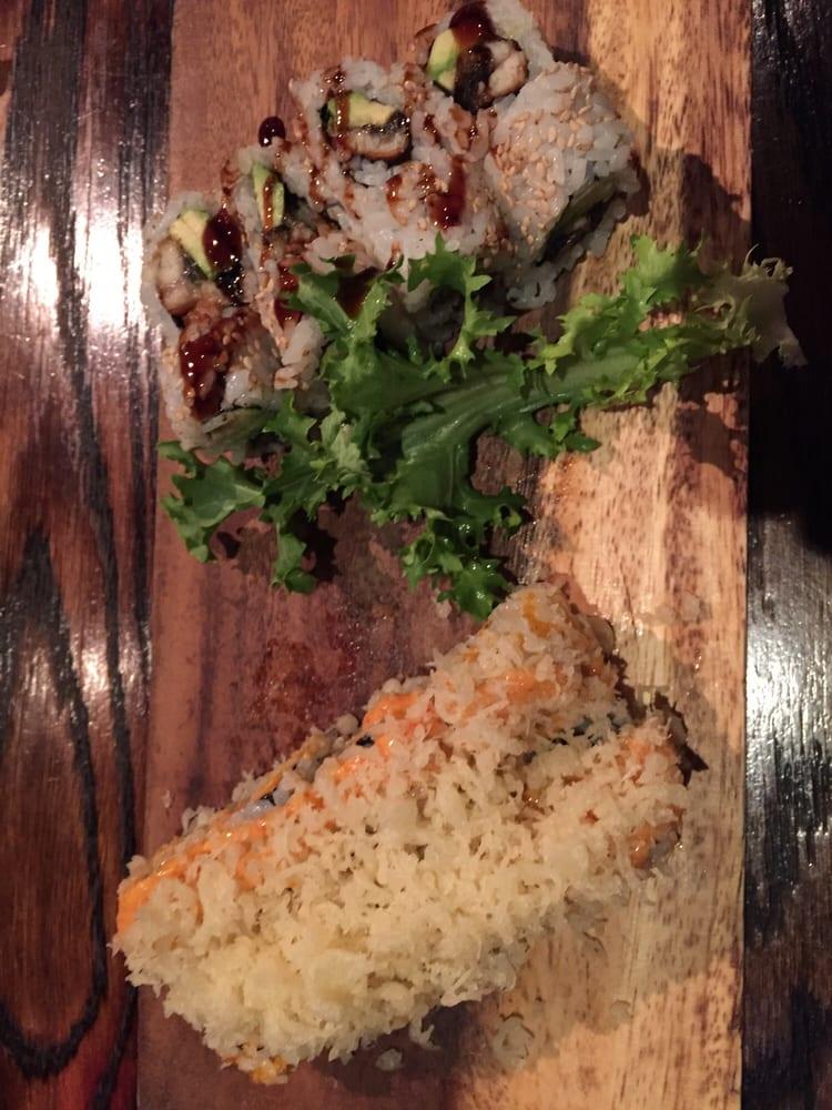 Dynamite and eel avocado yelp for Aka japanese cuisine houston