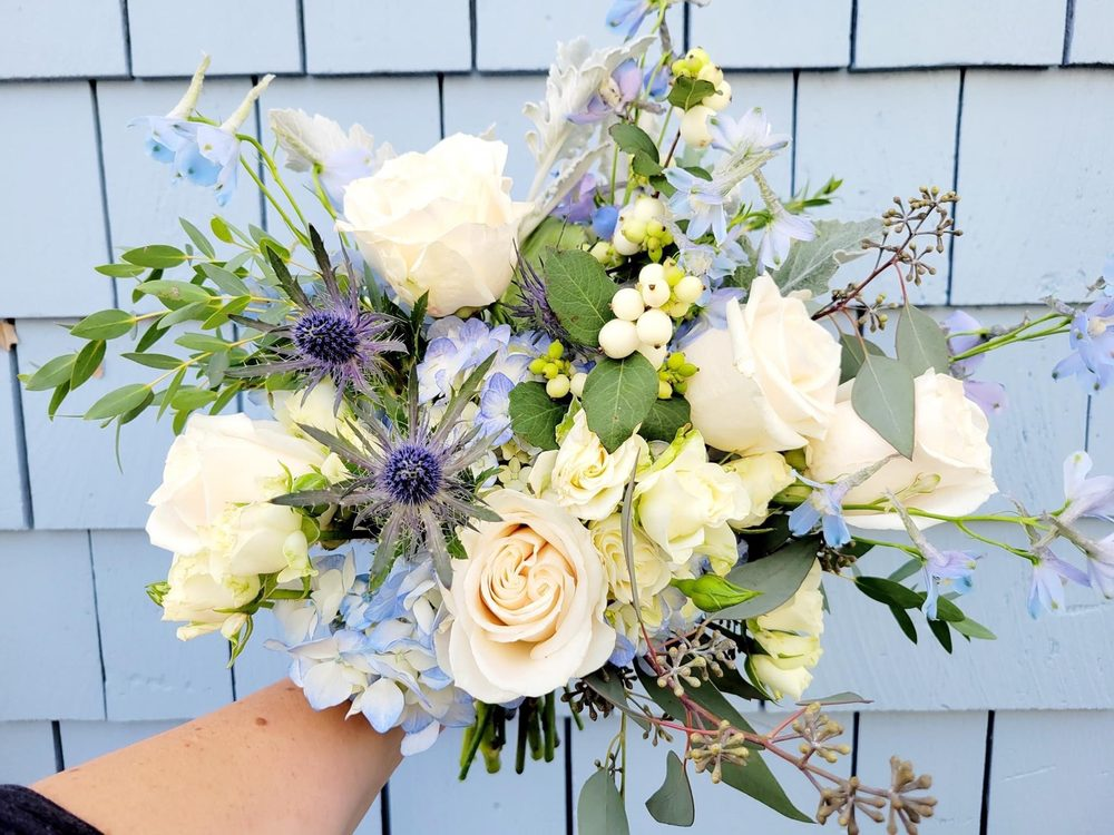 Seaside Floral Design: 38 A St, Hull, MA