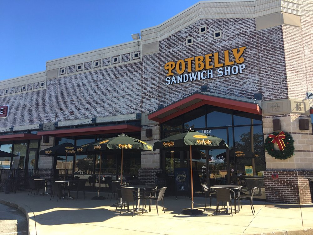 Potbelly At Huebner Oaks Is Now Open Yelp
