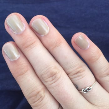 Photo Of Terry S Nails North Ogden Ut United States Painted Over Cuticles