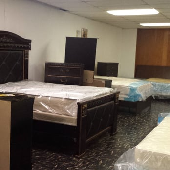 Photo Of Furniture Warehouse   Champaign, IL, United States. Upstairs  Bedroom Sets
