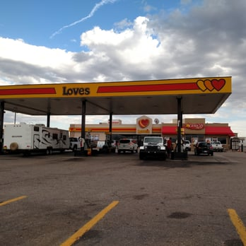 photo of loves travel stop santa rosa nm united states filling area - Loves Fuel Card
