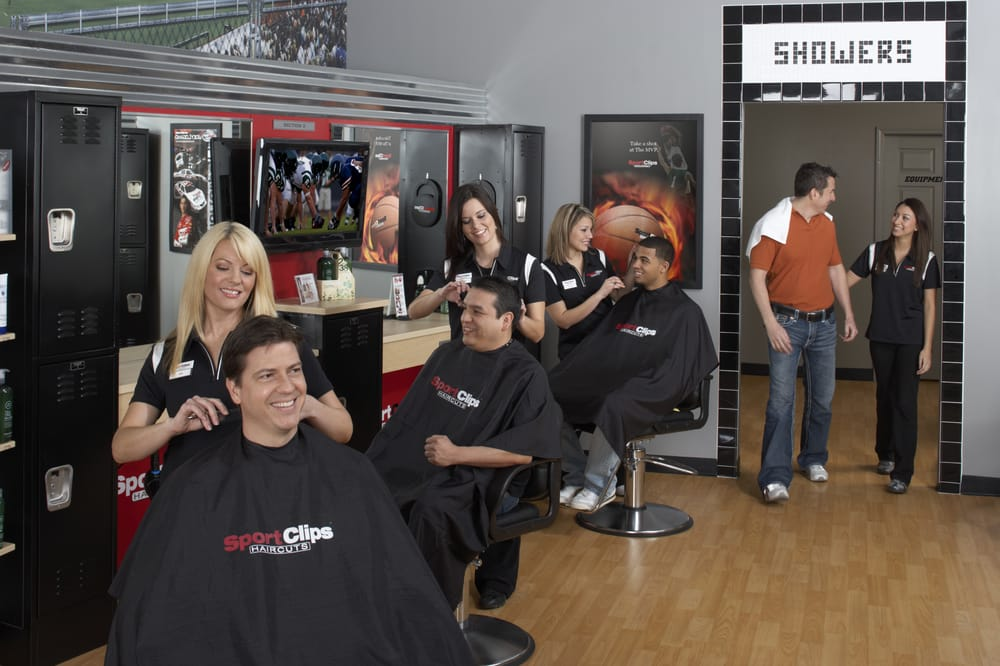 Sport Clips Haircuts Of Grand Rapids Cascade Crossings 17 Photos