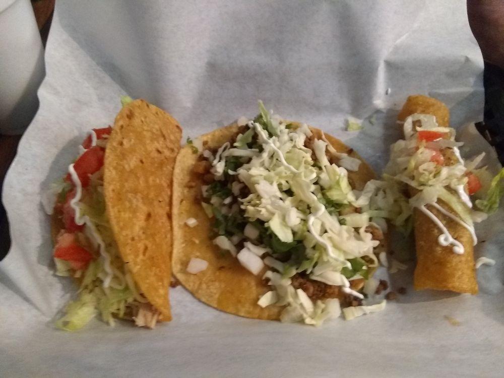Tia Nana's Taco Stand: 106 Cherry St, Cherry Valley, IL