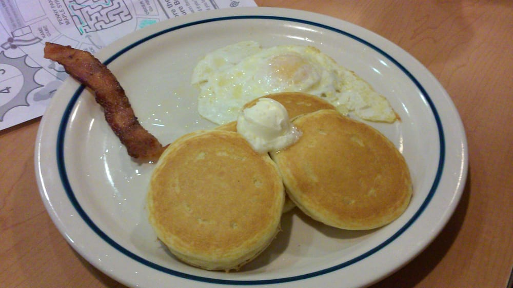 Restaurants in Colorado Springs IHOP N Academy Blvd Whether you're hungry for one of our popular breakfast items or looking for lunch, dinner, or late night dining ideas near you, your IHOP® location at N Academy Blvd in Colorado Springs is just around the corner and ready to serve.