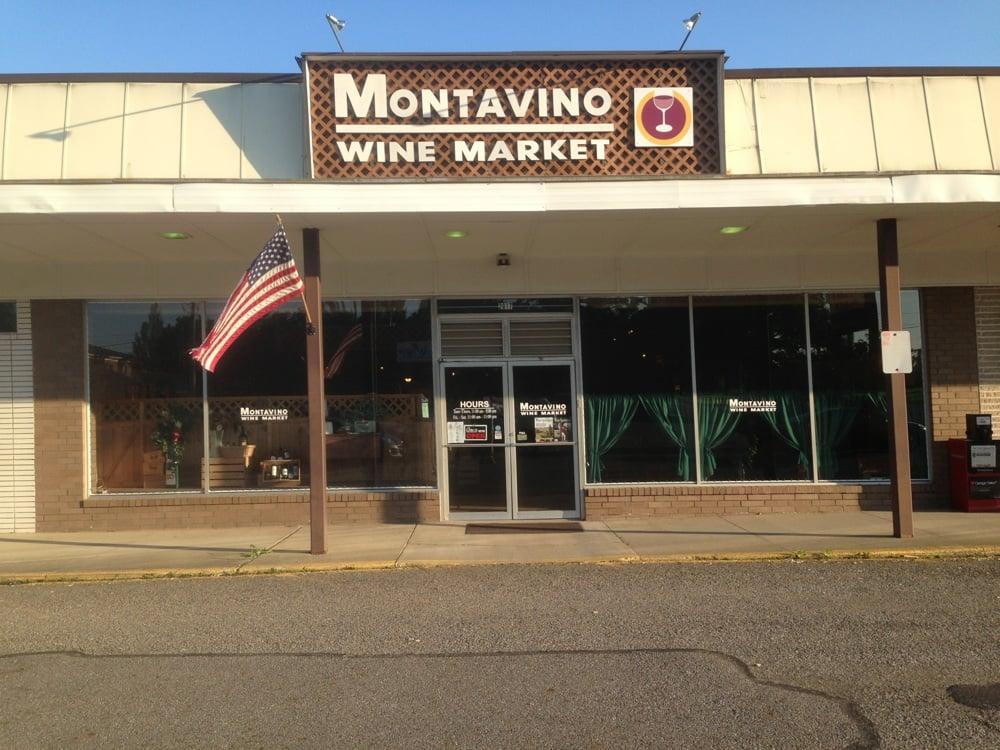 Social Spots from Montavino Wine Market